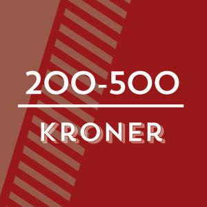 Billede til varegruppe Kr. 200 - 500