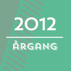 Billede til varegruppe 2012
