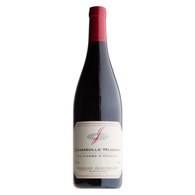 "Domaine Jean Grivot Chambolle-Musigny ""La Combe d'Orveau"" 2018"