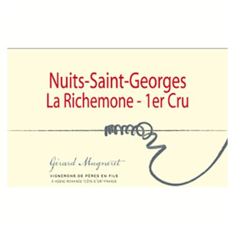Billede af Gérard Mugneret Nuits-Saint-Georges La Richemone 1er Cru 2018