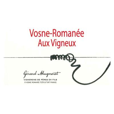 Gérard Mugneret Vosne-Romanée Aux Vigneux 2018
