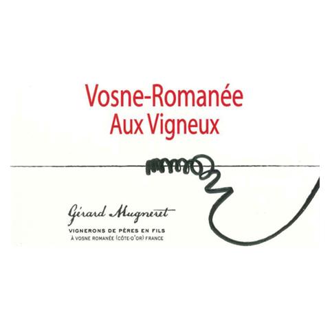 Billede af Gérard Mugneret Vosne-Romanée Aux Vigneux 2018