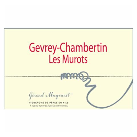 Billede af Gérard Mugneret Gevrey-Chambertin Les Murots 2018