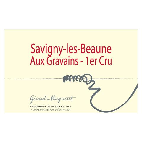 Billede af Gérard Mugneret Savigny-les-Beaune Les Gravains 1er Cru 2018