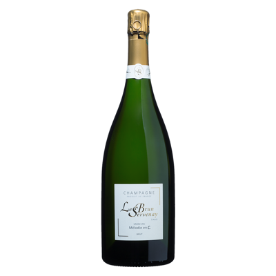 Le Brun Servenay Champagne Cuvée Mélodie en C Grand Cru Blanc de Blancs 1,5L