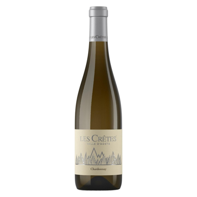 Les Crêtes Valle d'Aosta Chardonnay DOC 2018