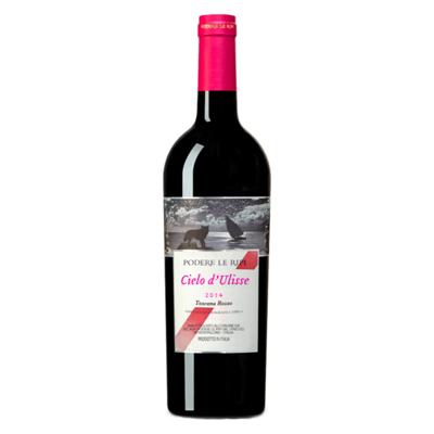 Podere Le Ripi Cielo d'Ulisse Toscana Rosso IGT 2014 5L