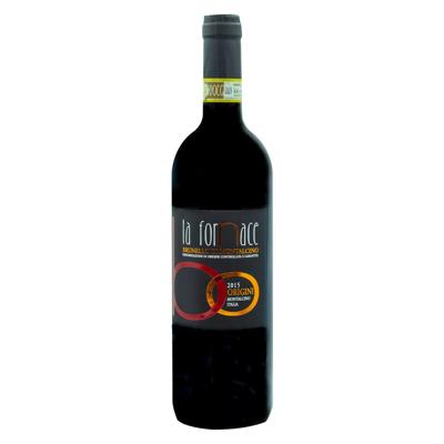 La Fornace Brunello di Montalcino ORIGINI DOCG 2015