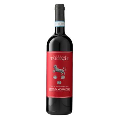 Castello Tricerchi Rosso di Montalcino DOC 2019